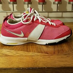 Nike Zoom running shoes. 10